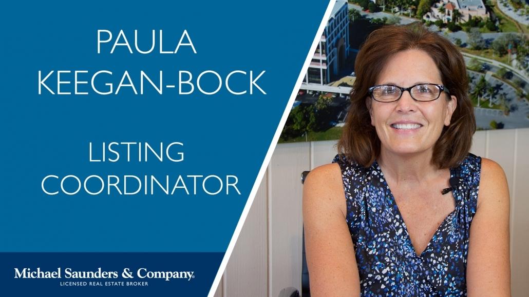 Paula K Listing Coordinator Real Estate Sarasota