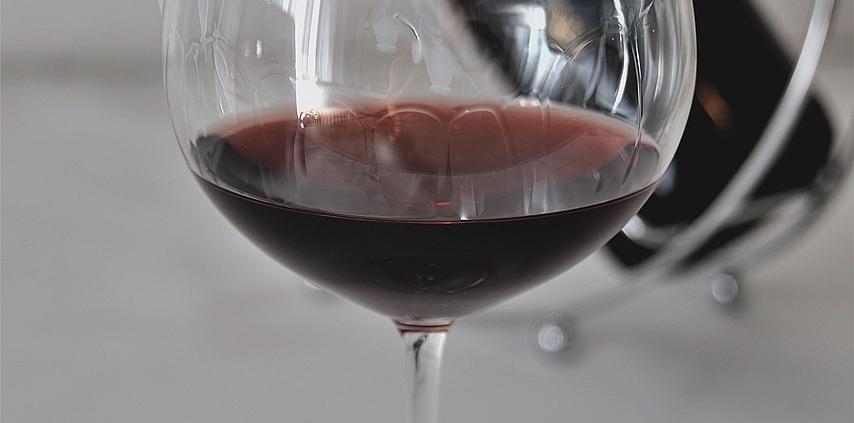 Fine wines on Main