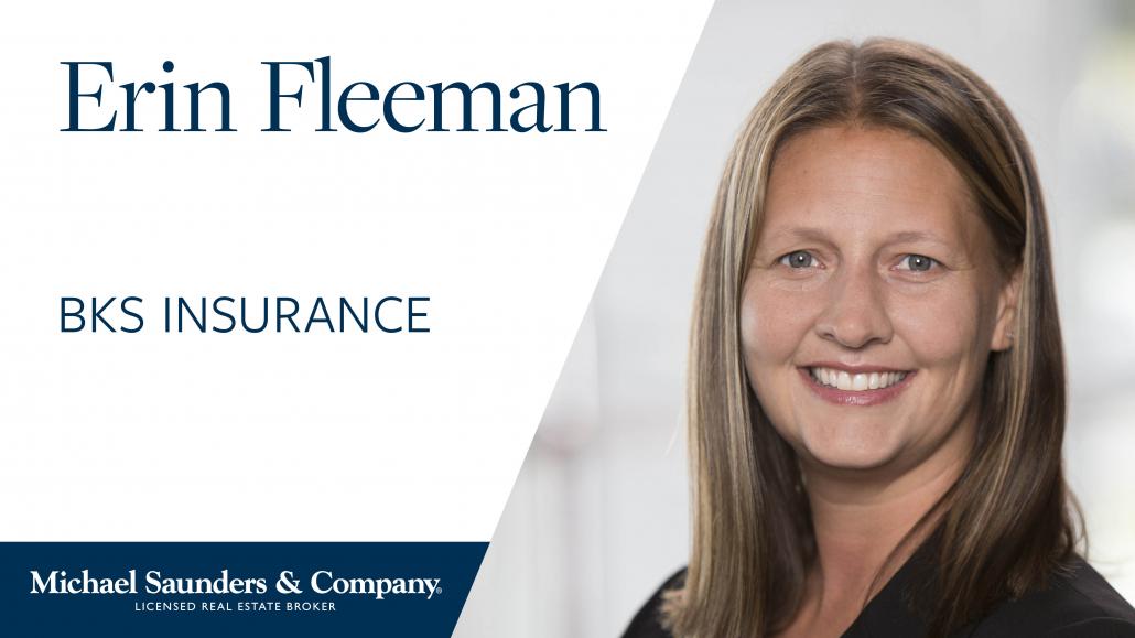 Erin Fleeman, B-K-S Insurance