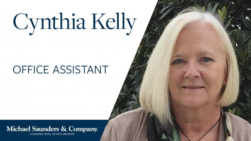 Cynthia Kelly, Assistant