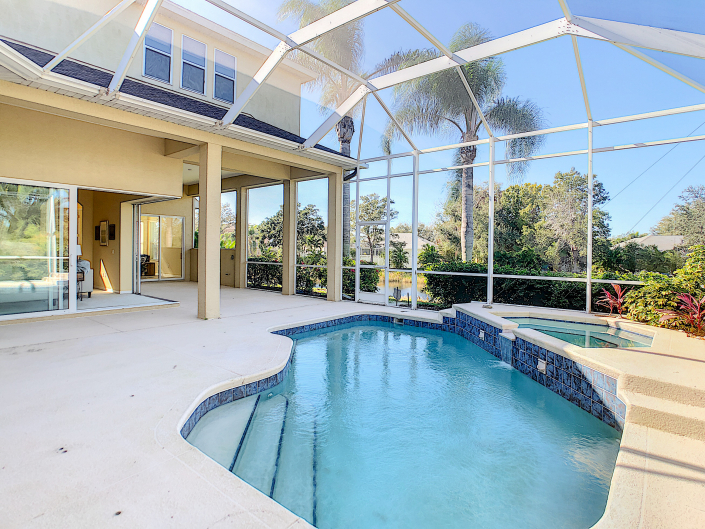 Wisteria Park Pool Home